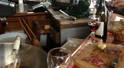 Photo of French Restaurant Au Bistro at 8 Rue Du Marché Saint-honoré, Paris 75001, France