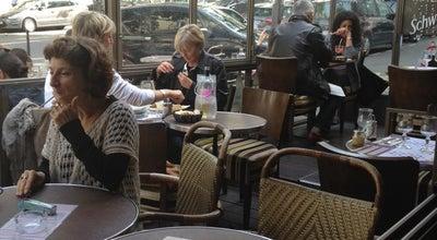 Photo of French Restaurant l'Arc Café at 27 Avenue Carnot, Paris 75017, France