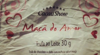 Photo of Chocolate Shop Cacau Show at Av. Otto Niemeyer, 2690, Porto Alegre 91910-001, Brazil