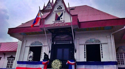 Photo of History Museum Aguinaldo Shrine at Tirona Hwy, Kawit, Philippines