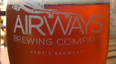 Photo of Brewery Airways Brewing Company at 6644 S 196th St #t100, Kent, WA 98032, United States