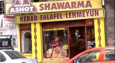 Photo of Falafel Restaurant Ashot Shawarma at Zelmar Michelini 1295, Montevideo, Uruguay