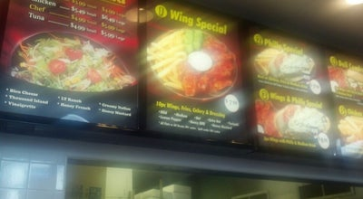 Photo of Wings Joint Wing Dixie & Deli at 2601 Dawson Rd, Albany, GA 31707, United States