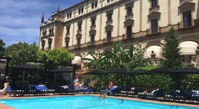 Photo of Pool Pool Alfonso XIII at Spain