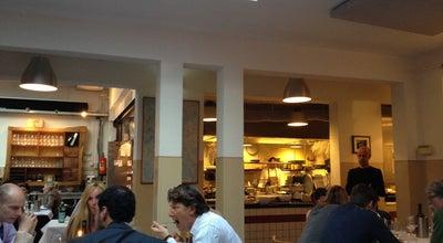 Photo of Italian Restaurant Toscanini at Lindengracht 75, Amsterdam 1015 KD, Netherlands