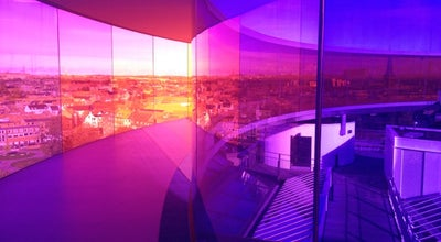 Photo of Art Museum Your Rainbow Panorama [ARoS Art Museum] at Aros Alle 2, Aarhus 8000, Denmark