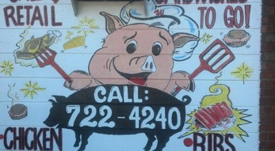 Photo of BBQ Joint Wilkes Bar-B-Q at 3700 Victoria Blvd, Hampton, VA 23669, United States