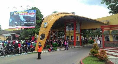 Photo of Arcade Rest Area Cafe Wisata Gunung Kelud at Kediri, Indonesia