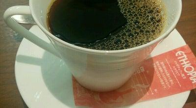 Photo of Coffee Shop 白ヤギ珈琲店 グランツリー武蔵小杉店 at 中原区新丸子東3-1135-1, 川崎市 211-0004, Japan