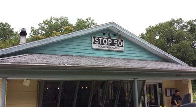 Photo of Pizza Place Stop 50 Pizzeria at 500 El Portal Dr, Michiana Shores, IN 46360, United States