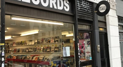 Photo of Record Shop Flashback Records at 131 Bethnal Green Road, London E2 7DG, United Kingdom