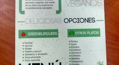 Photo of Vegetarian / Vegan Restaurant La Cocinita Verde at Cra 9 Con Calle 61, Colombia