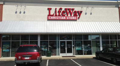 Photo of Bookstore LifeWay Christian Store at 1501 Central Park Blvd, Fredericksburg, VA 22401, United States