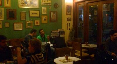 Photo of Cafe Καφέ Βαρνάβα at Πλατεία Βαρνάβα 1, Αθήνα 116 35, Greece