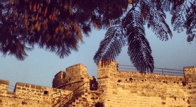 Photo of Historic Site Othello Kalesi / Othello Castle at Kıbrıs, Famagusta Walled City, Cyprus