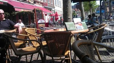 Photo of Cafe Café De Linde at Botermarkt 21, Haarlem 2011 XL, Netherlands