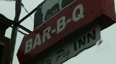 Photo of BBQ Joint White Pig Inn at 5231 E Broadway St, North Little Rock, AR 72117, United States