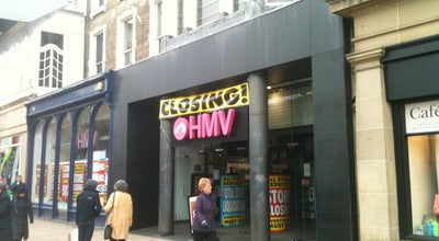 Photo of Music Store HMV at 129-130 Princes St, Edinburgh EH2 4AH, United Kingdom