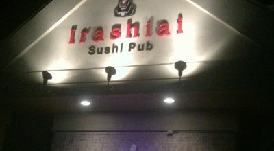 Photo of Sushi Restaurant Irashiai Sushi Pub & Japanese Restaurant at 115 Pelham Rd, Greenville, SC 29615, United States