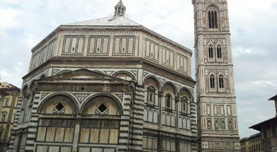 Photo of Monument / Landmark Baptistery of San Giovanni (Battistero) at Piazza Di San Giovanni, Florence 50123, Italy