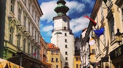 Photo of Historic Site Michalská brána | St. Michael's Gate at Michalská 375/15, Bratislava 811 01, Slovakia