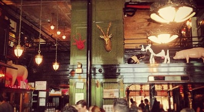 Photo of American Restaurant The Breslin at 16 W 29th St, New York City, NY 10001, United States