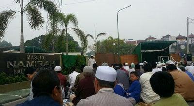 Photo of Mosque Masjid Namirah Balikpapan Baru at Balikpapan Baru, Indonesia