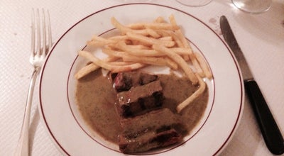 Photo of Steakhouse Le Relais de L'entrecôte at Monot, Beirut, Lebanon
