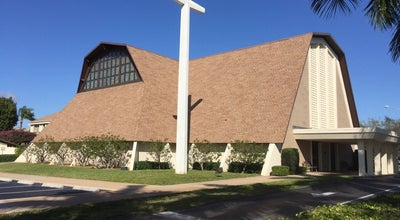 Photo of Church Trinity Lutheran at 400 N Swinton Ave, Delray Beach, FL 33444, United States