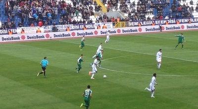 Photo of Soccer Field Kasimpaşa Stadi Protokol at Turkey