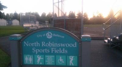 Photo of Baseball Field North Robinswood Sportsfield at 14822 Se 22nd St, Bellevue, WA 98007, United States