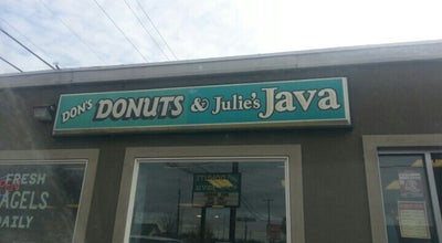Photo of Coffee Shop Don's Donuts & Julie's Java at 1024 W Nob Hill Blvd, Yakima, WA 98902, United States