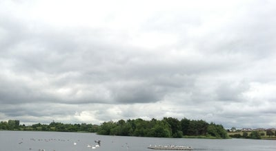 Photo of Lake Hogganfield Loch at Glasgow, United Kingdom