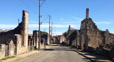Photo of Historic Site Village martyr d'Oradour-sur-Glane at L'auze, Oradour-sur-Glane 87520, France
