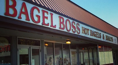 Photo of Bagel Shop Bagel Boss at 432 S Oyster Bay Rd, Hicksville, NY 11801, United States