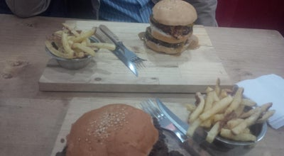Photo of Burger Joint Pimento Morron at Av. Aguirre Acha, Los Pinos, Bolivia