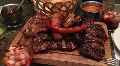 Photo of Argentinian Restaurant Fonda Argentina at Calle Uno #99, México 15000, Mexico