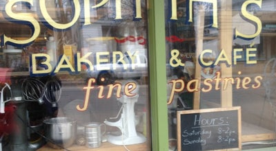 Photo of Breakfast Spot Sophia's at 831 E Johnson St, Madison, WI 53703, United States