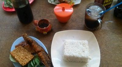 Photo of Indonesian Restaurant Warung Cak Udin at Jl. Sumbersari, Malang, Indonesia