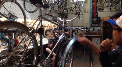 Photo of Bike Shop Box Dog Bikes at 494 14th St, San Francisco, CA 94103, United States