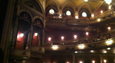 Photo of Theater Edinburgh Festival Theatre at 13-29 Nicolson St, Edinburgh EH8 9FT, United Kingdom