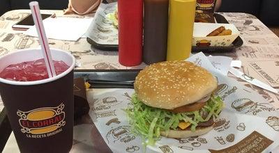 Photo of Burger Joint Hamburguesas El Corral at Colombia