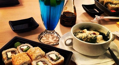 Photo of Sushi Restaurant Токио Суши at Ново-московская, 4, Смоленск, Russia