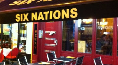 Photo of Pub Six Nations Pub & Restaurant at 48-50 Rue Gretry, Brussels 1000, Belgium