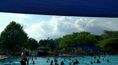 Photo of Water Park Phillips Park Family Aquatic Center | Fox Valley Park District at 828 Montgomery Rd, Aurora, IL 60505, United States