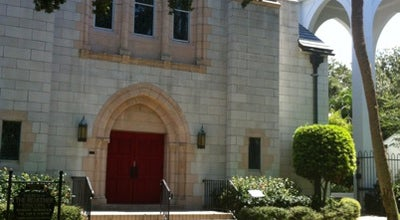 Photo of Church Church of the Redeemer at 222 S Palm Ave, Sarasota, FL 34236, United States