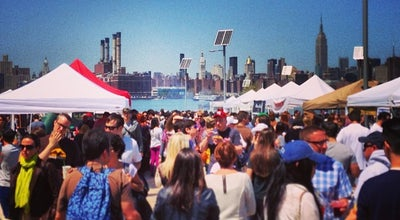 Photo of Street Food Gathering Smorgasburg Williamsburg at 90 Kent Ave, Brooklyn, NY 11249, United States