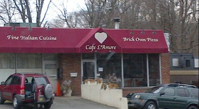 Photo of Italian Restaurant Cafe L'Amore at 455 Ramapo Valley Rd, Oakland, NJ 07436, United States