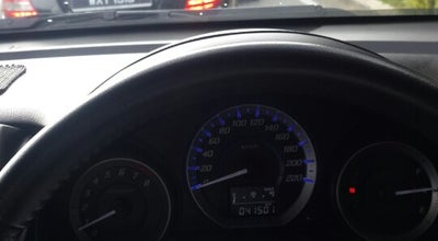 Photo of Racetrack Traffic Light Simpang Empat Seremban-K.Pilah (LEKAS) at Malaysia