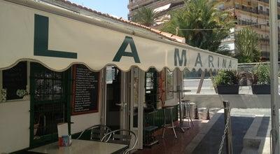 Photo of Spanish Restaurant Bar La Marina at Muelle Pesquero 9, Torrevieja 03181, Spain